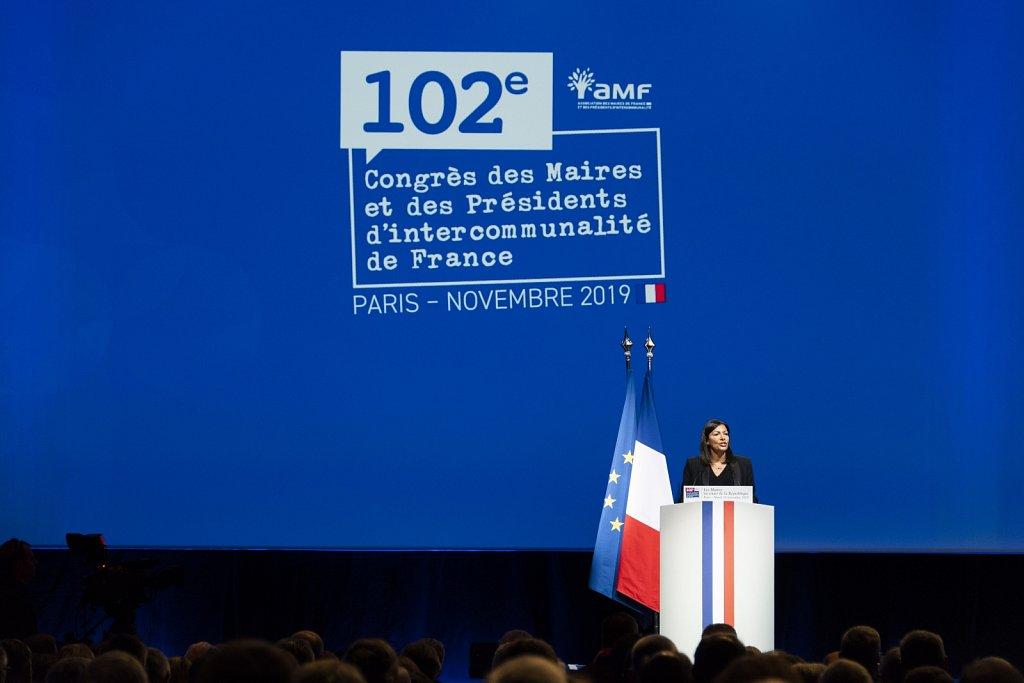 Congrès des Maires de France 2019
